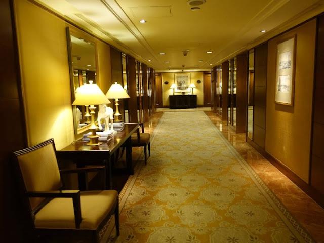 Pengalaman Menginap Di Conrad Hotel Hongkong