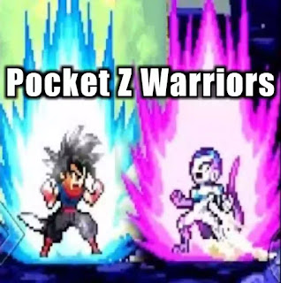 Pocket z Warriors Mugen Apk Download