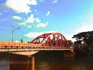 Sejarah Jembatan Ogan Baturaja