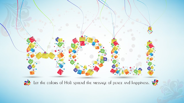 Happy Holi Messages for Free Download