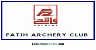 Lowongan Kerja Fatih Archery Sukabumi Terbaru