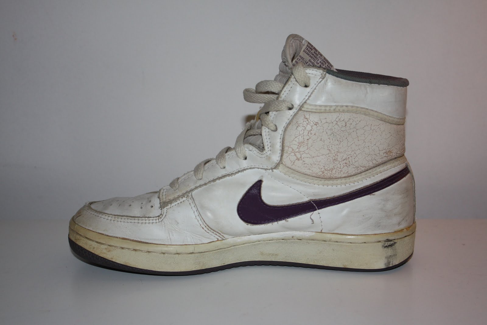competitive price fd20e 38791 Hi 1984 Vintage Force Nike My Sky Sneakers zBFqywH