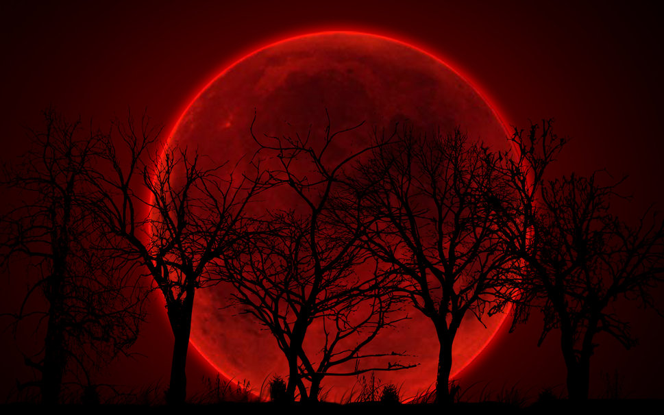 red moons - photo #14