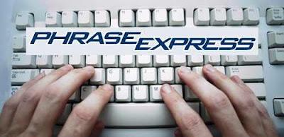 تحميل برنامج معالجة مصحح الاخطاء الكتابة علي الكمبيوتر phraseexpress download