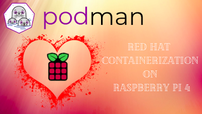 Podman on Raspberry Pi 4 - What an Idea