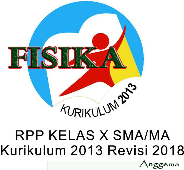 RPP Kurikulum 2013 FISIKA Kelas 11 SMA/SMK Revisi 2018