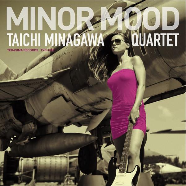 [Album] 皆川太一カルテット – MINOR BLUES (2016.03.23/MP3/RAR)