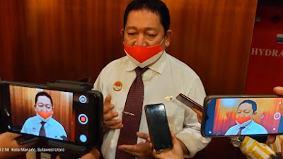 Resmi DiLantik Kepala BP2MI Sulut.Makalalag, Siap Melindungi Pekerja Migran