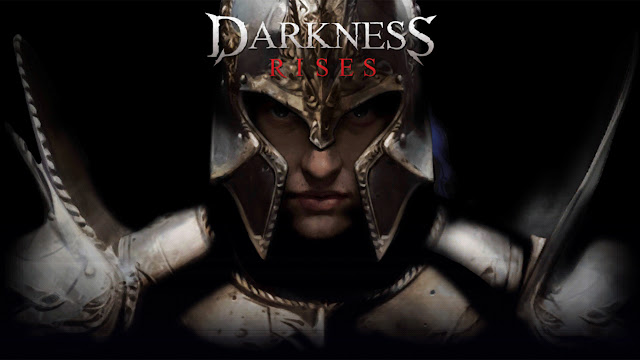 تحميل وتثبيت افضل لعبة اكشن للايفون darkness rises