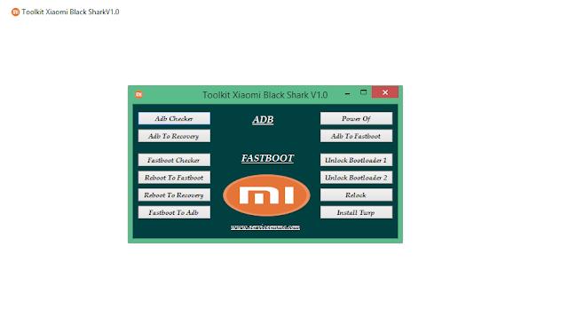 Toolkit Xiaomi Black Shark V.1.0-Ubl One Click