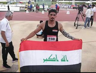 """نشاط تربية ميسان """" يقيم حفلا لاستقبال الحاصل على الذهب في البطولة العربية"""