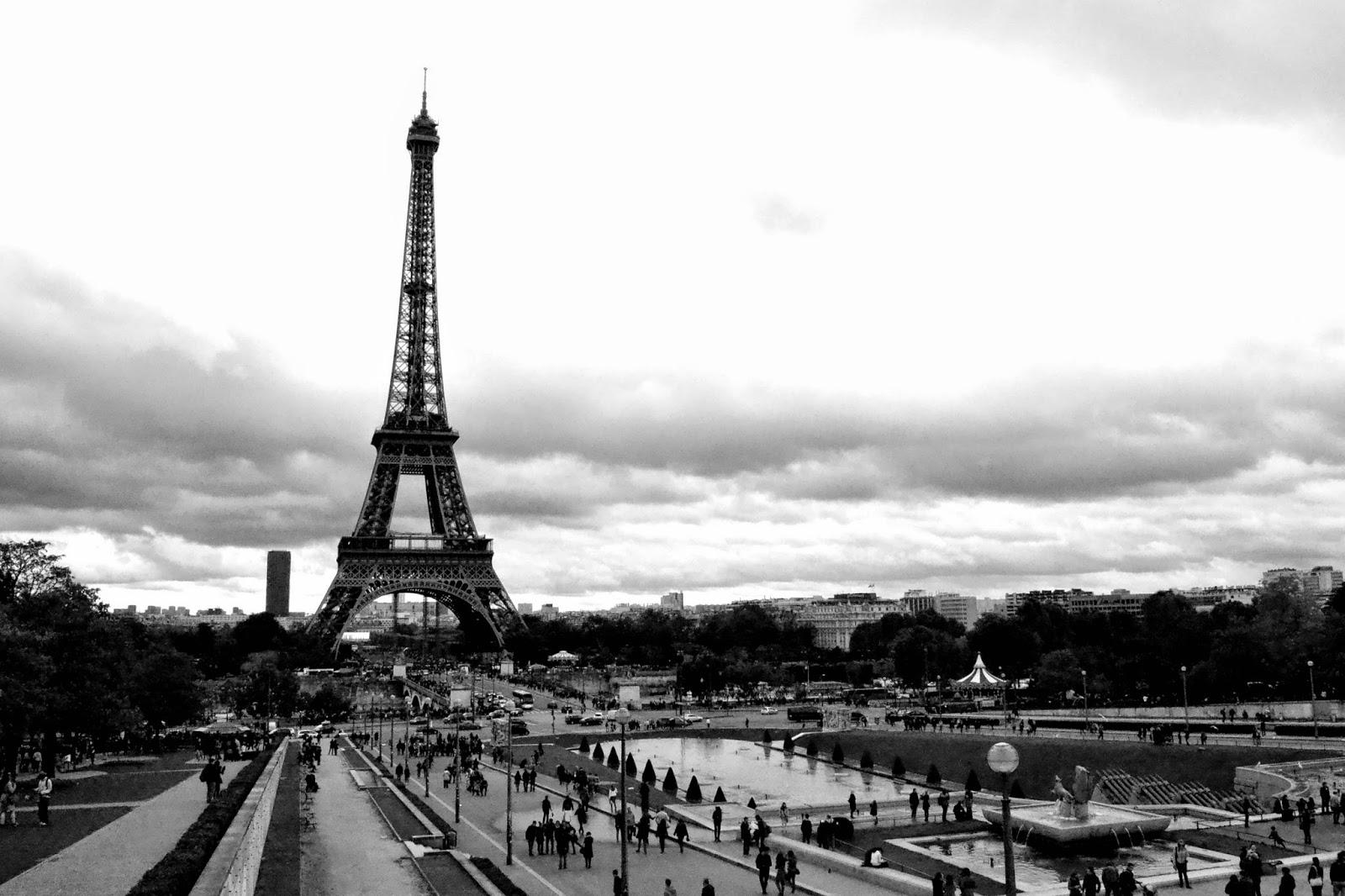 Torre Eiffel, Paris, Francia, guía de viaje