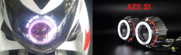 Headlamp Proji Yamaha Soul Lama AES