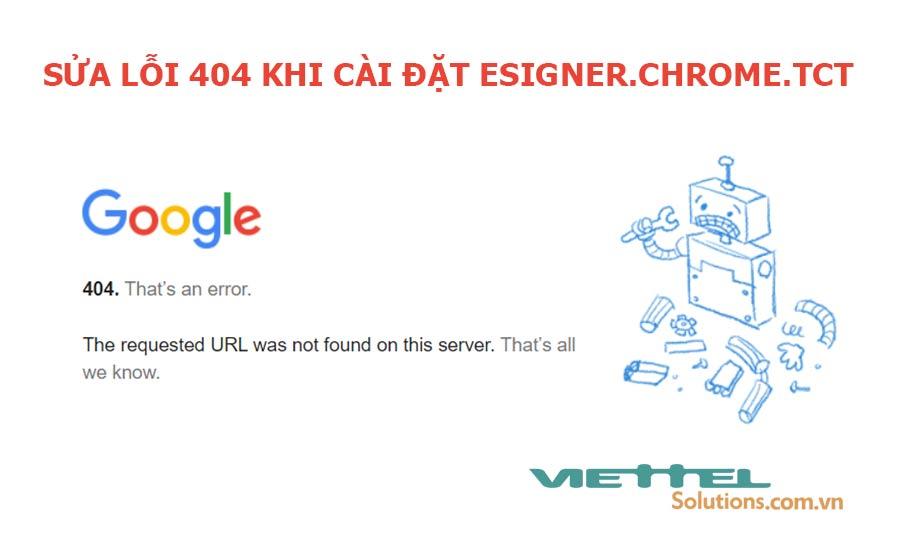 Hình 1 - Lỗi 404 - Không tìm thấy URL được yêu cầu trên máy chủ