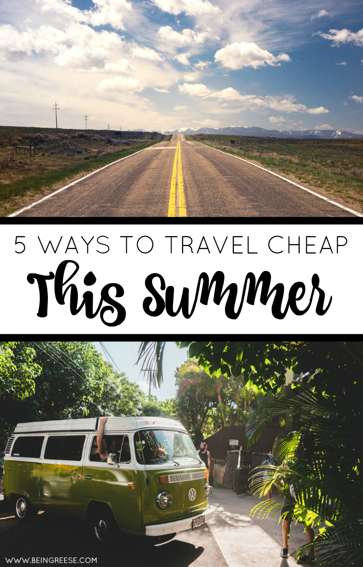 budget friendly travel tips