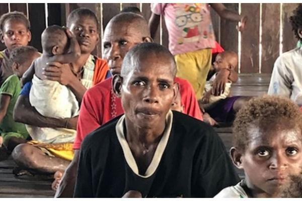 Laporan Jurnalis Asing :Tatapan Hampa Orang-orang Lapar Papua