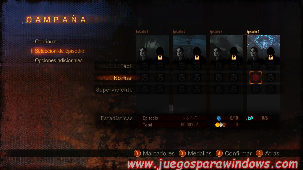 Resident Evil Revelations 2 ESPAÑOL XBOX 360 (Region FREE) (iMARS) 20