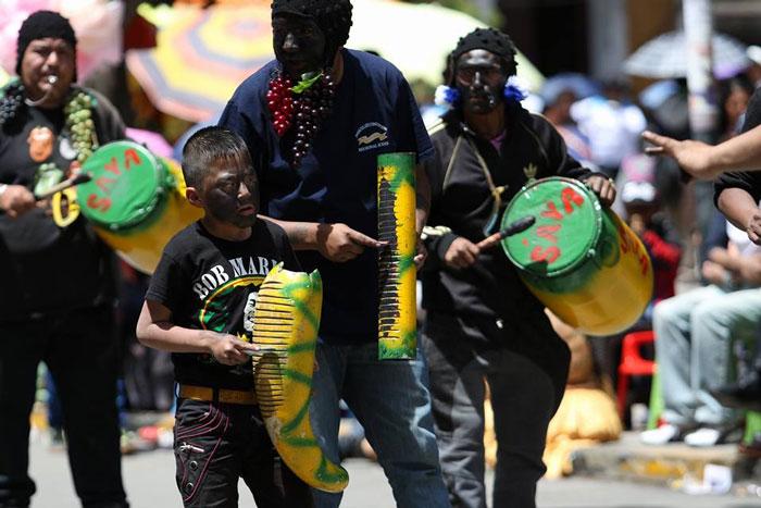 【En Vivo Online】Primer Convite Carnaval de Oruro 2019