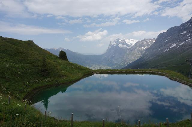[瑞士景點] 踏進天堂般的國度 瑞士一星期行程及景點介紹