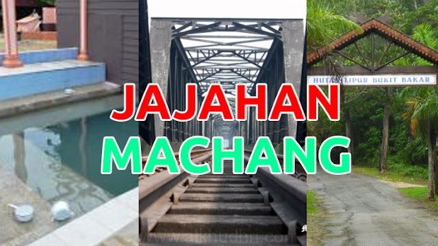 Kenali Jajahan Machang