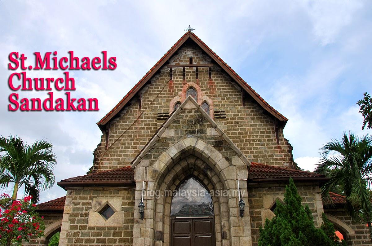 Sandakan St. Michael's Church