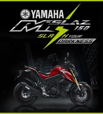 Yamaha M-SLAZ 150cc  image