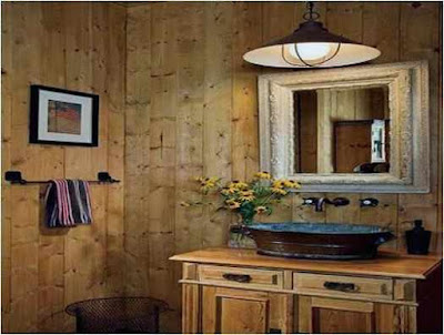 Rustic Grey Bathroom Ideas