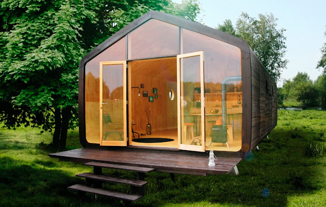 Das Wikkelhouse | Ein Lifestyle Haus aus Pappe für ein ganzes Leben