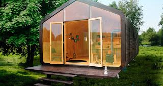 Das Wikkelhouse   Ein Lifestyle Haus aus Pappe für ein ganzes Leben
