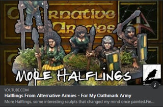 Halflings for Oathmark video by James DeGrey