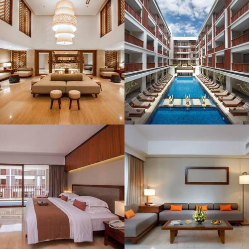 10 Top Best Hotels In Legian Bali Balihoteliday