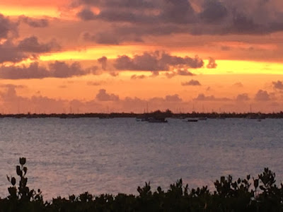 Sunset in Key West Florida