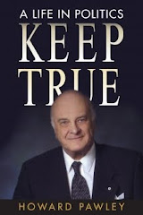Keep True, a life in politics by Howard Pawley