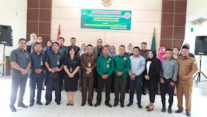 PN Pelalawan Tandatangani MoU dengan Posbakumadin Siak