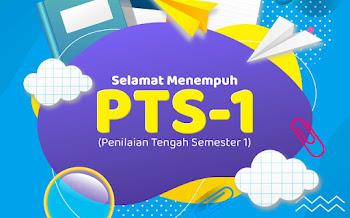 Selamat Menempuh PTS I TP 2021/2022