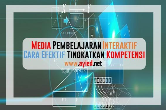 Media Pembelajaran Interaktif, Cara Efektif Tingkatkan Kompetensi