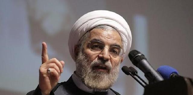 Rouhani: AS Mau Akur? Minta Maaf Dulu Lah!