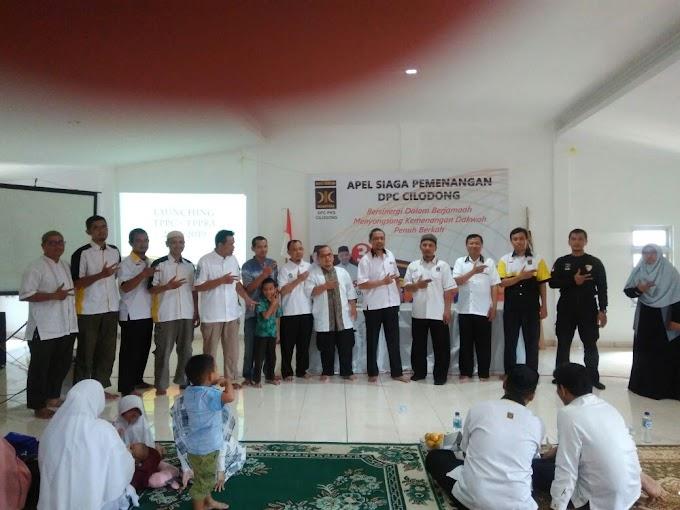 DPC PKS Cilodong Ikrar Pemenangan Asyik