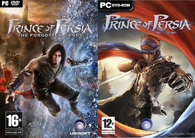 تحميل لعبة Prince of PersiaPrince of Persia: Escape للكمبيوتر مجانا