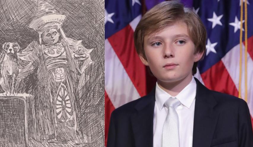 Baron Trump novels - Wikipedia
