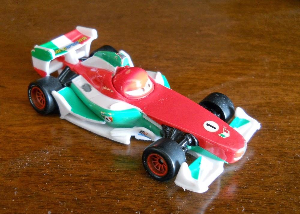 coche a escala de Francesco Bernoulli