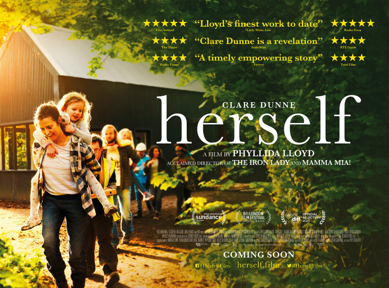 herself film poster