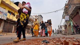 Kisah Pilu Muslimah India saat Kerusuhan: Hujan Batu dan Bom Molotov