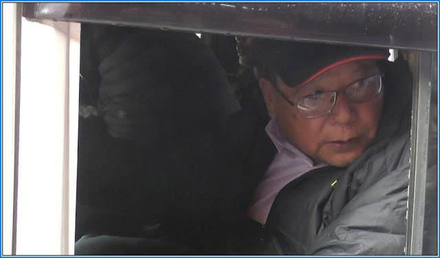 RP Waiba, vicepresident, Gorkha Janmukti Morcha (Bimal)
