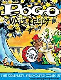 Pogo by Walt Kelly: The Complete Syndicated Comic Strips