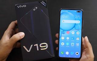 spesifikasi hp vivo v19