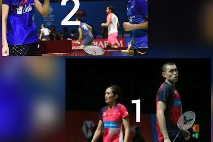 Jadwal Thailand Masters 2020 babak Semifinal