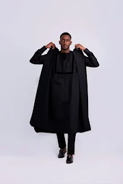 Menswear Brand Laxiri Debut Collection is African & Cool