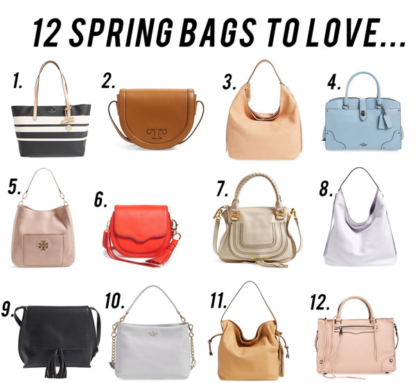 I Ve Rounded Up The Most Swoon Worthy Bags Around To Add Your Spring Wishlist None Of These Babies Will Disoint See My Top Picks Below And Why