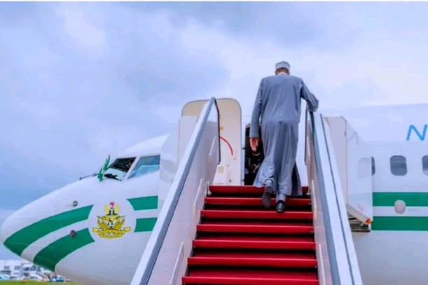 President Buhari to depart Nigeria for London today Friday January 17th